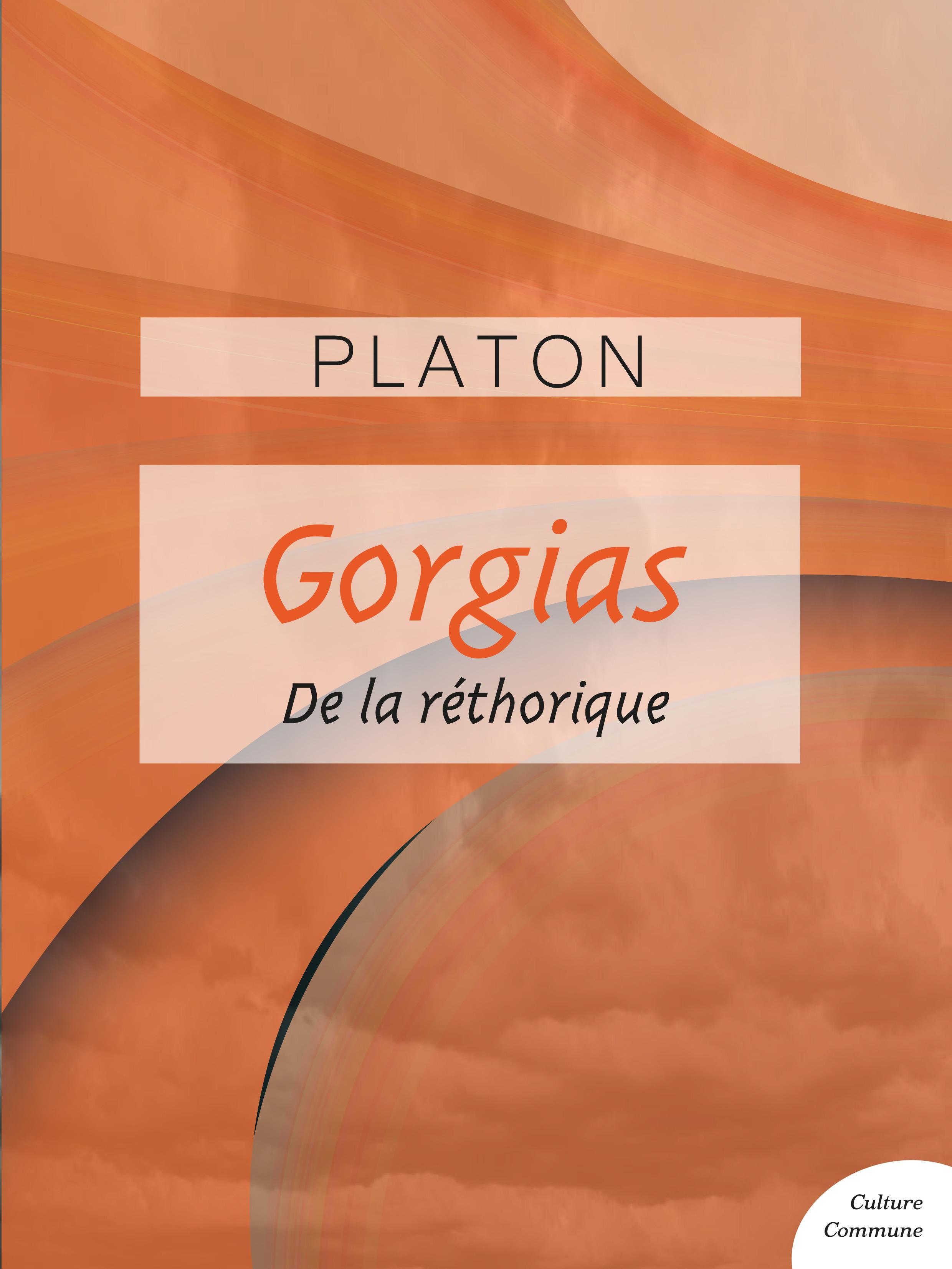 TÉLÉCHARGER GORGIAS DE PLATON GRATUIT