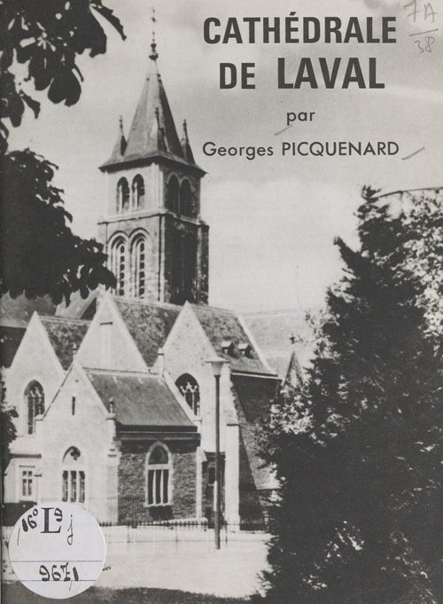 Cathédrale de Laval