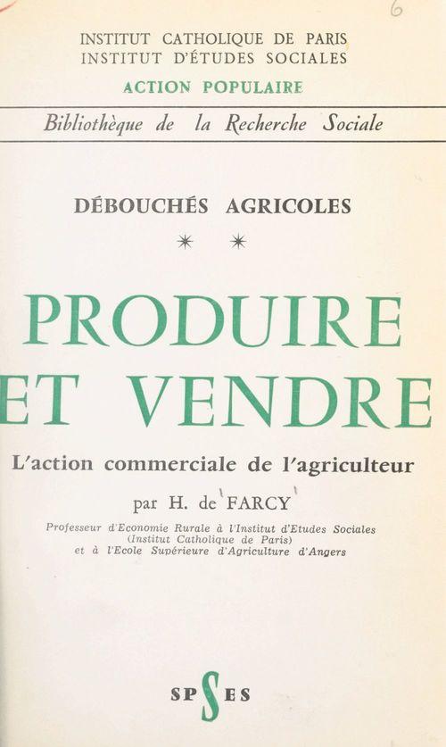 Débouchés agricoles (2)