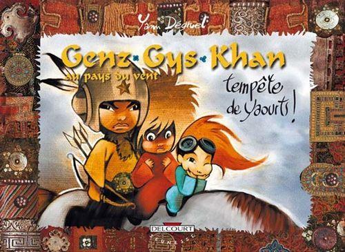 Genz Gys Khan T06  - Yann Dégruel