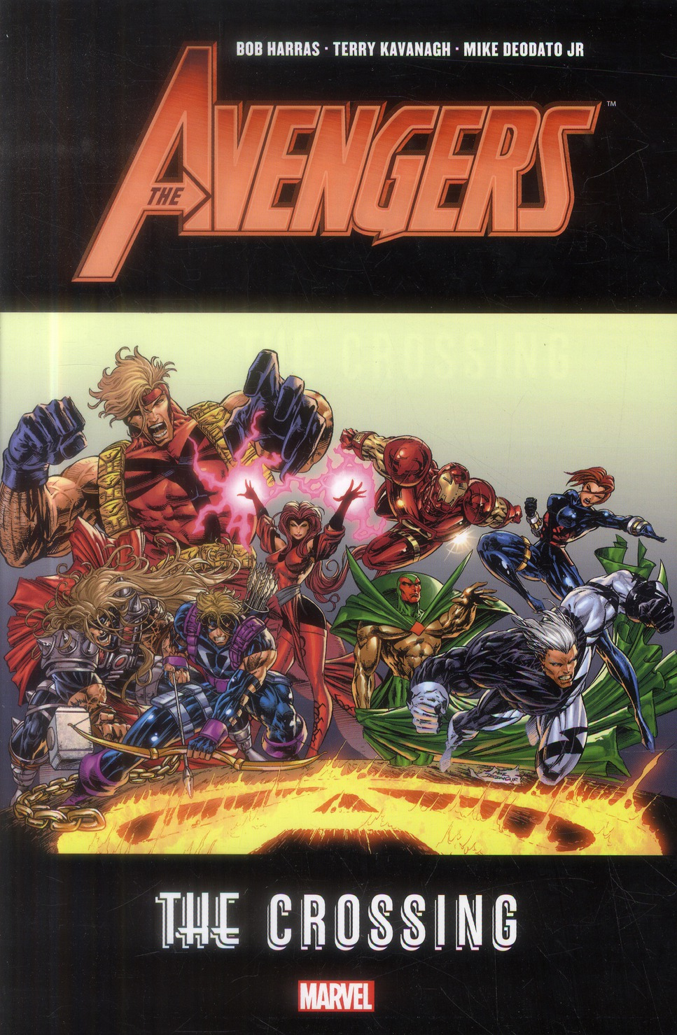 Avengers ; The Crossing