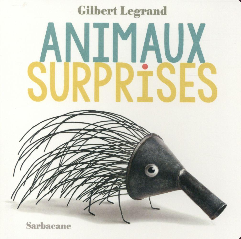 Animaux surprises
