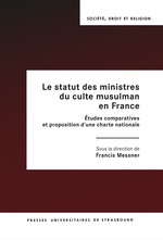 Vente EBooks : Le statut des ministres du culte musulman en France  - Francis Messner