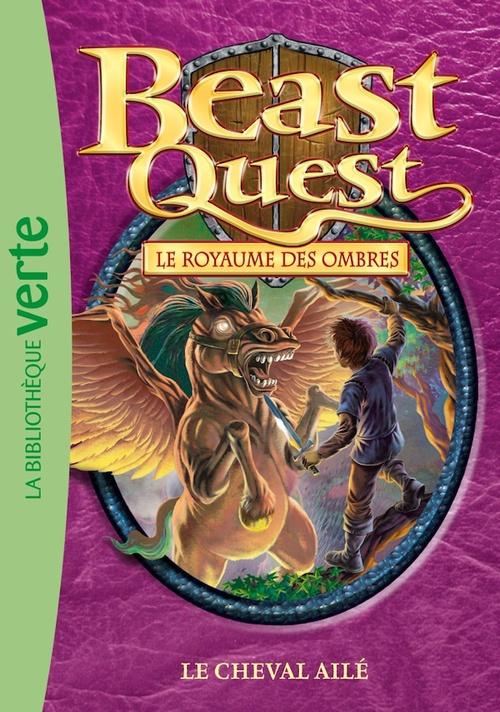 Beast Quest 16 - Le cheval ailé