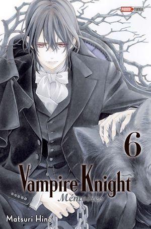 Vampire Knight Mémoires T06