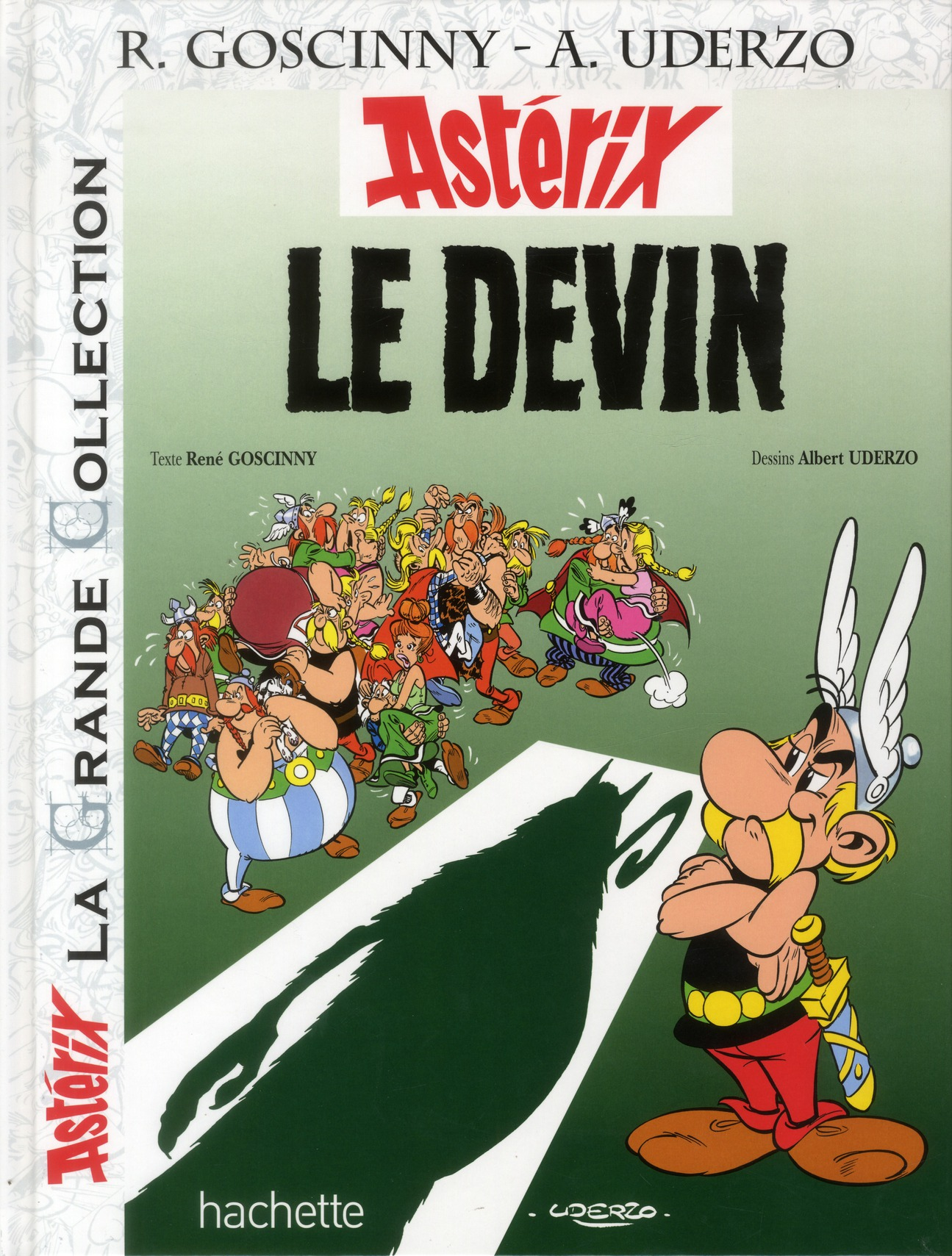 Astérix T.19 ; le devin
