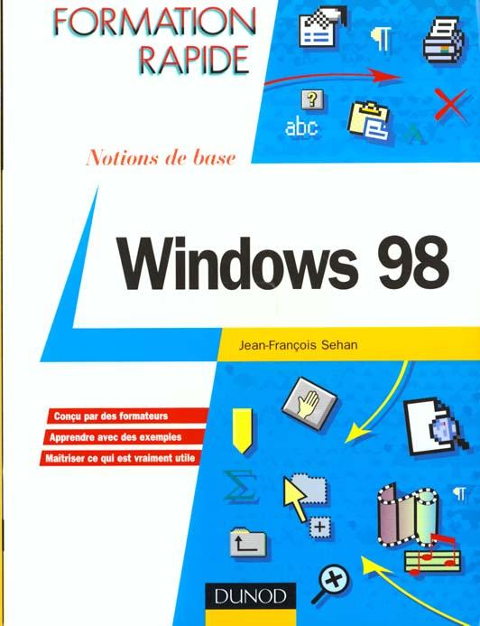 Windows 98, notions de base