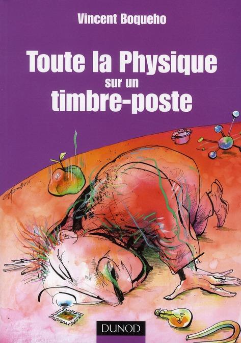 Toute La Physique Sur Un Timbre-Poste