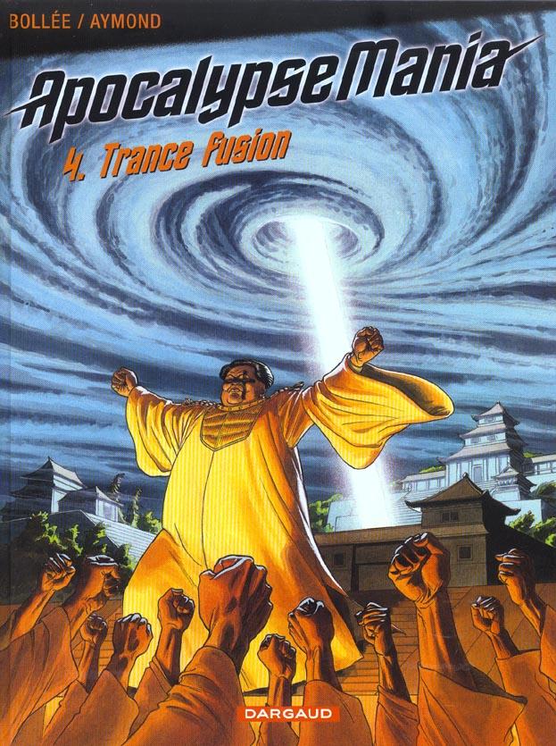 Apocalypse Mania - cycle 1 T.4 ; trance fusion