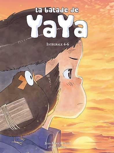 La balade de Yaya ; INTEGRALE VOL.2 ; T.4 A T.6