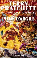 Vente Livre Numérique : Pieds d'argile  - Terry Pratchett