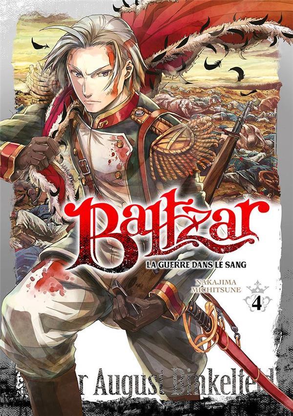 Baltzar ; la guerre dans le sang T.4