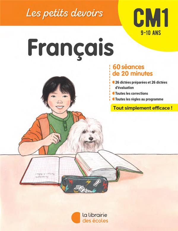 Les petits devoirs ; français ; CM1 (édition 2020)