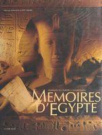 Mémoires d'Égypte : hommage de l'Europe à Champollion  - Hubert Bari - Jean Leclant - Jean Vercoutter