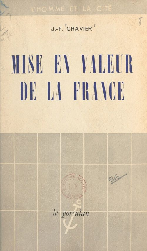 Mise en valeur de la France