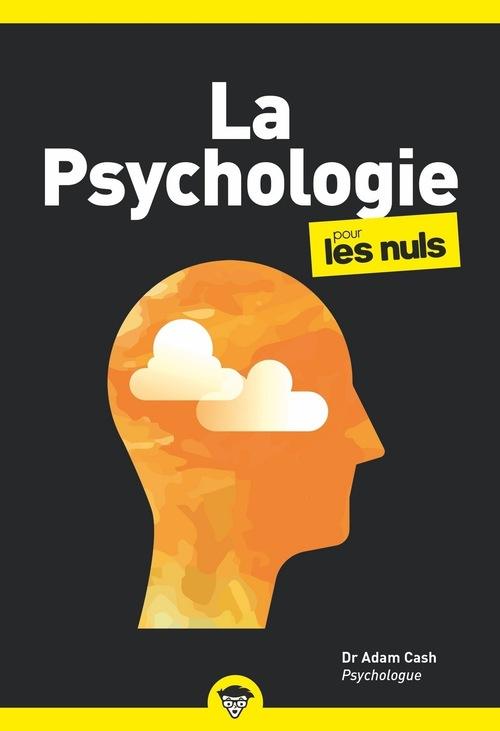 La psychologie poche pour les nuls