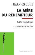 Vente Livre Numérique : La Mère du Rédempteur  - Jean paul ii