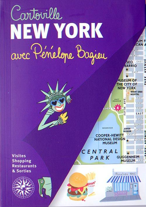 New York avec Pénélope Bagieu