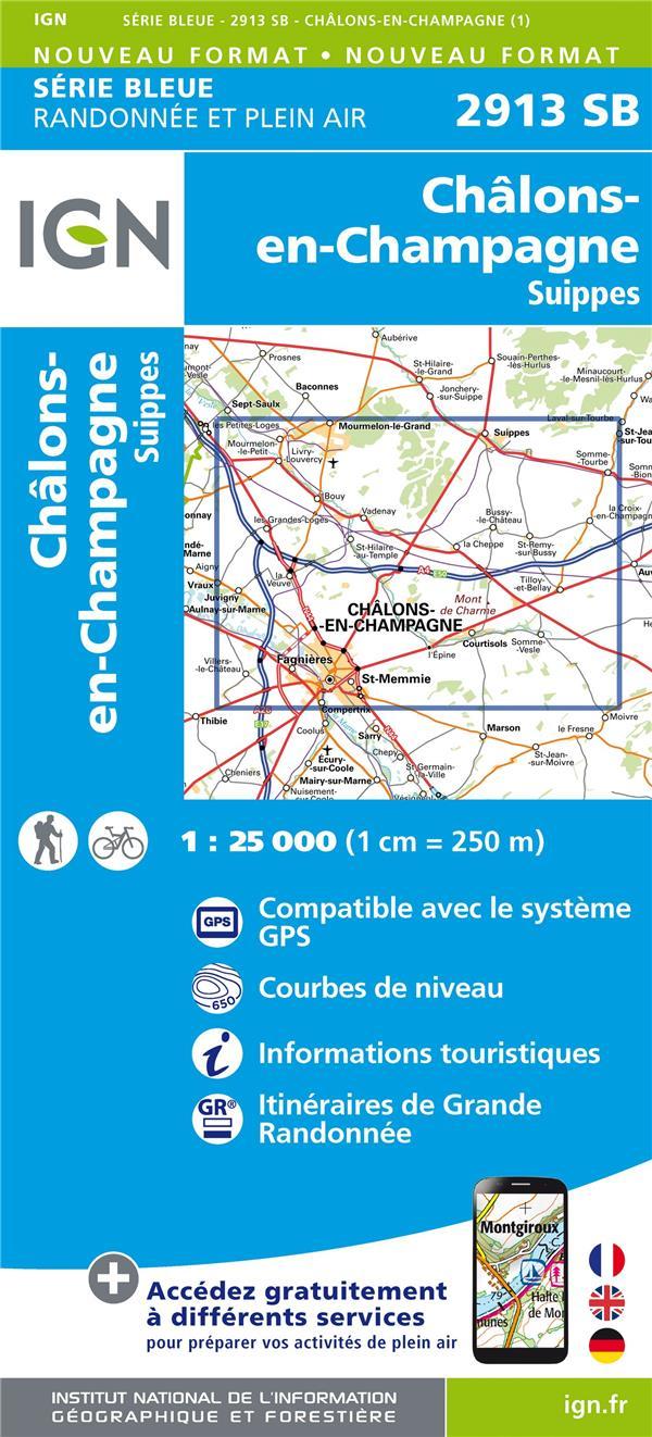 2913SB ; Châlons-en-Champagne
