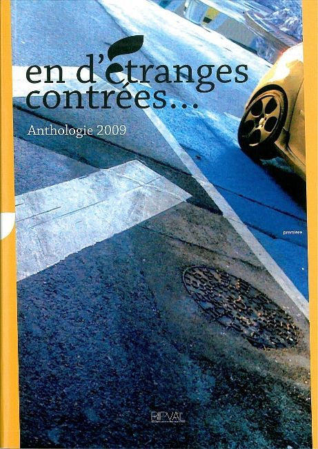 En d'étranges contrées...anthologie 2009
