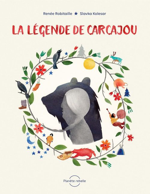 La légende de Carcajou