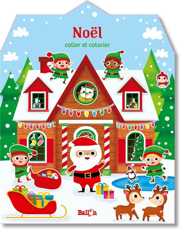 Ma maison ; Noël