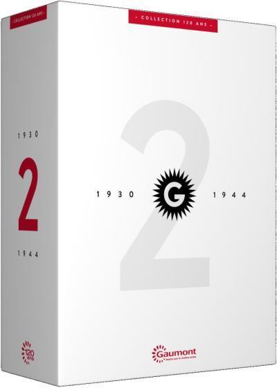 Gaumont 120 ans - Volume 2 : 1930-1944