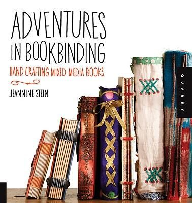 Adventures in bookbinding /anglais