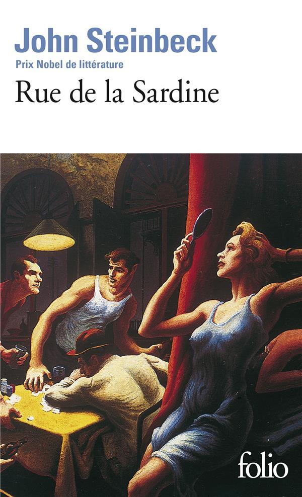 Rue De La Sardine