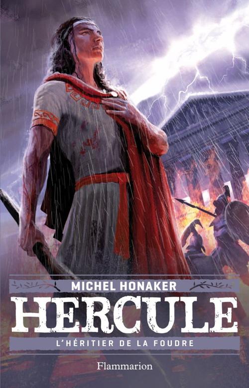 Hercule t.1 ; l'héritier de la foudre