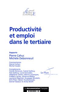 Productivite et emplois dans le tertiaire
