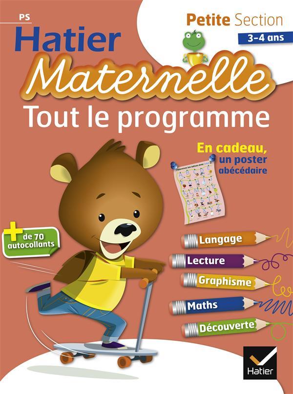 Hatier Maternelle; Petite Section ; Tout Le Programme