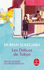 Couverture de Les Delices De Tokyo - Prix Des Lecteurs 2017