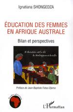 Vente Livre Numérique : Education des femmes en Afrique australe  - Ignatiana Shongedza