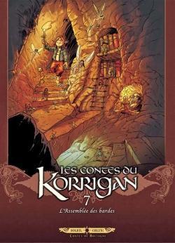 Les contes du Korrigan T.7 ; l'assemblée des bardes