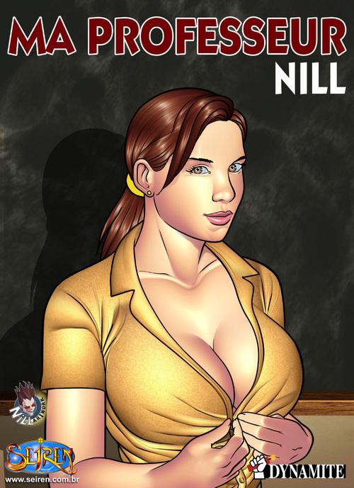 Ma professeur  - Nill  - Louis Arenilla