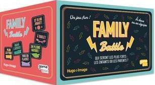 Game box family battle