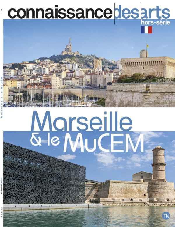 Connaissance des arts Hors-Série n.901 ; Marseille & le Mucem