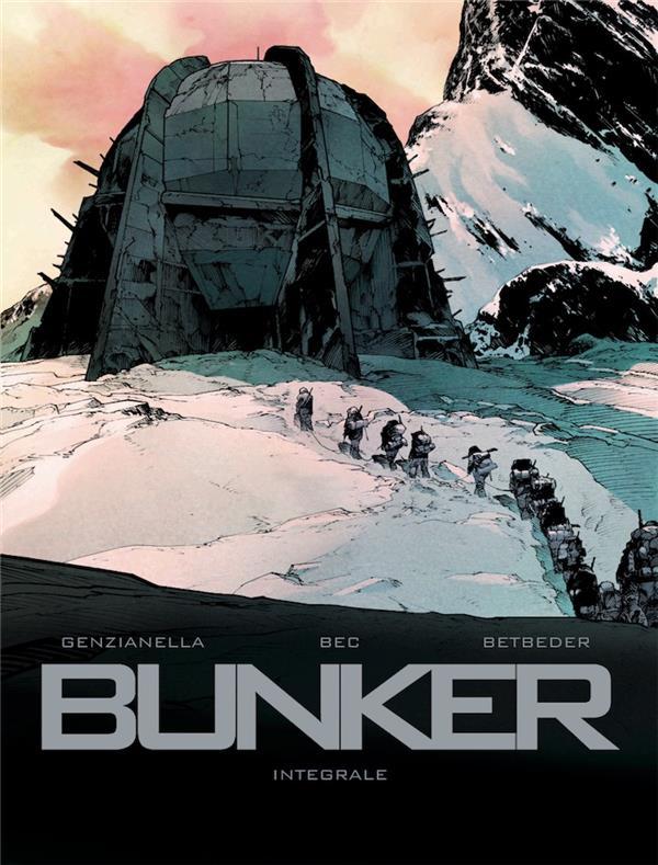 bunker ; Intégrale t.1 à t.5