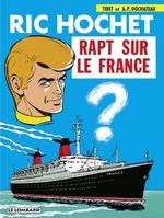 Ric Hochet T.6 ; rapt sur la France  - Duchâteau - A.P. Duchâteau - Andre-Paul Duchateau - Tibet