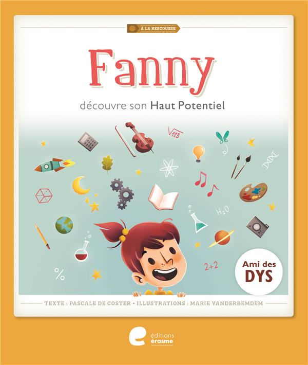 Fanny découvre son haut potentiel