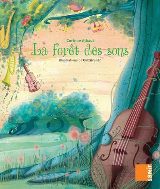 Aux 4 Vents; Ce1 ; La Foret Des Sons