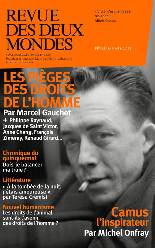 Revue des Deux Mondes février mars 2018