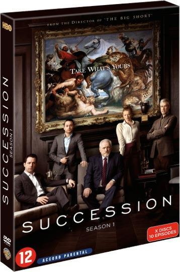 Succession - Saison 1