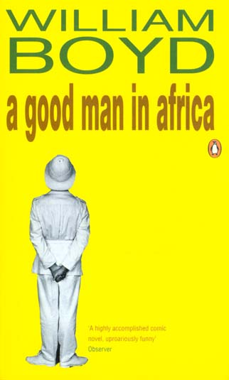 Good man in africa