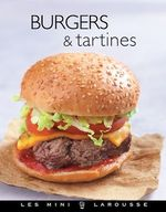 Burgers & Tartines  - Jean-François Mallet - J.-F. Mallet