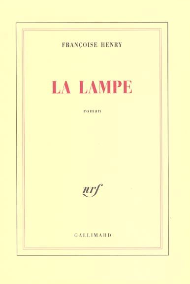 La lampe roman