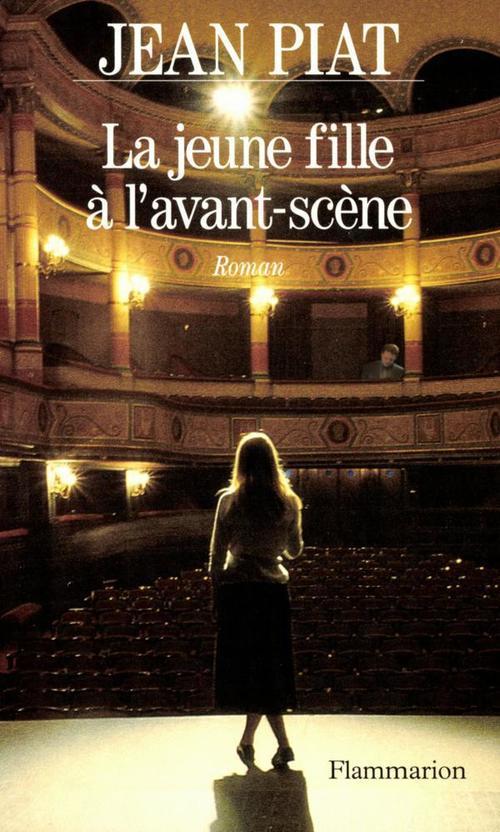 La jeune fille à l'avant-scène