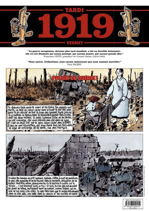 Journal de guerre t.6 ; 1919