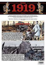 Journal de guerre t.6 ; 1919  - Jacques Tardi - Jean-Pierre Verney - Tardi